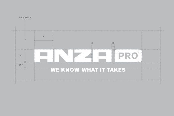 Anza pro logotyp