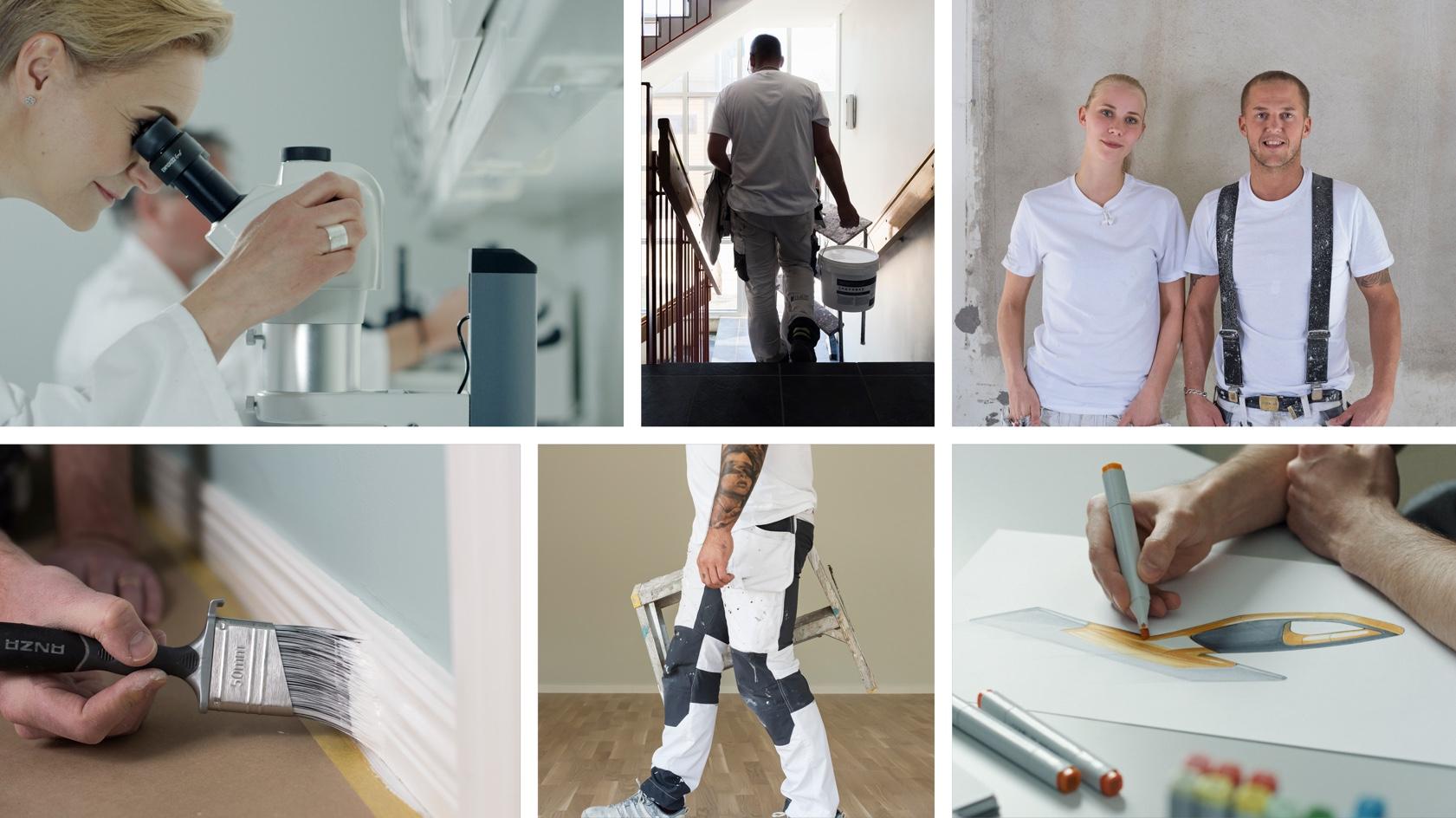 Anza pro bilder på målare