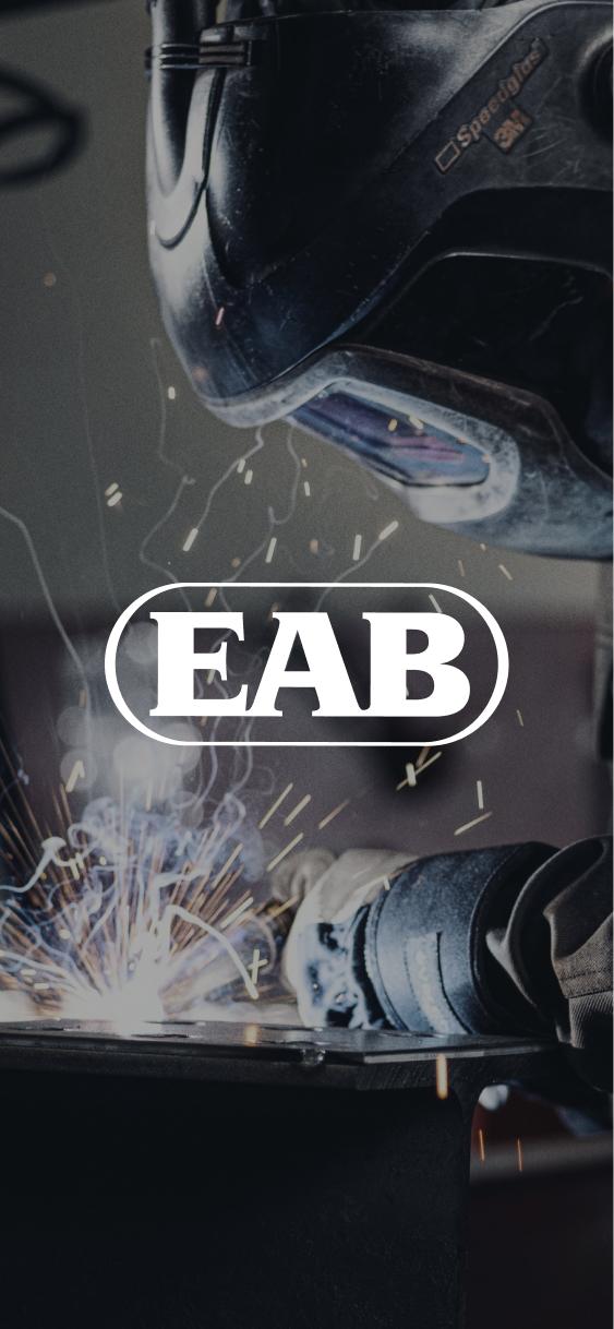 EAB webbplats